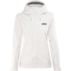 Patagonia W's Torrentshell Jacket Birch White